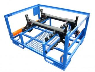 Rack de stockage pour pièces de carrosseries - Devis sur Techni-Contact.com - 3