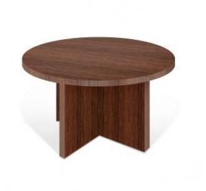 Table basse ronde en bois - Devis sur Techni-Contact.com - 2