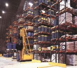 Rayonnage métallique palette industrie - Devis sur Techni-Contact.com - 1