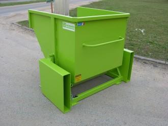Benne avec prise pour chariot pinces - Devis sur Techni-Contact.com - 1