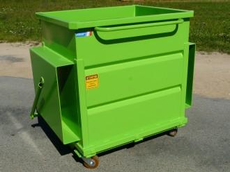 Benne avec prise pour chariot pinces - Devis sur Techni-Contact.com - 2