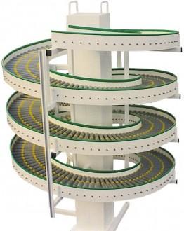 Convoyeur à rouleaux courbe motorisé - Devis sur Techni-Contact.com - 3