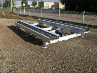 Convoyeur à rouleaux courbe motorisé - Devis sur Techni-Contact.com - 6