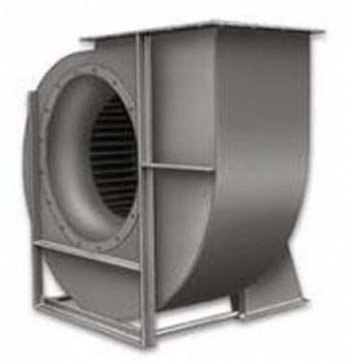 Ventilateur centrifuge acier basse pression serie BPc - Devis sur Techni-Contact.com - 1