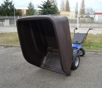 Chariot électrique à mancherons - Devis sur Techni-Contact.com - 3