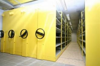 Rayonnage de stockage mobile - Devis sur Techni-Contact.com - 2