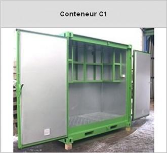 Conteneurs phytosanitaires - Devis sur Techni-Contact.com - 1