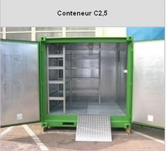Conteneurs phytosanitaires - Devis sur Techni-Contact.com - 3