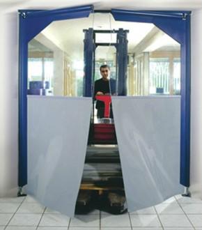 Porte souple à vantaux - Devis sur Techni-Contact.com - 1