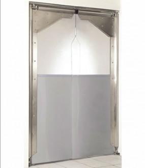 Porte souple à vantaux - Devis sur Techni-Contact.com - 2