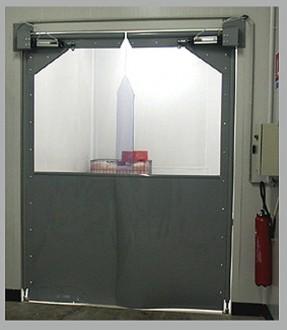 Porte souple à vantaux - Devis sur Techni-Contact.com - 3