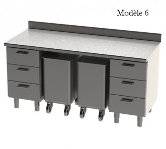 Meuble bas L 1800 mm - Devis sur Techni-Contact.com - 6