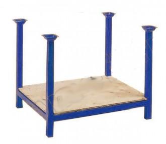 Rack de stockage à plancher bois - Devis sur Techni-Contact.com - 1