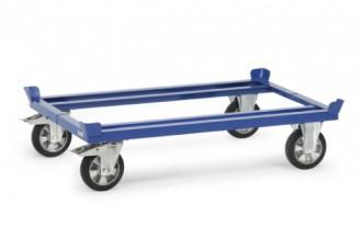 Chariot rouleur à palettes 1200 Kg - Devis sur Techni-Contact.com - 1