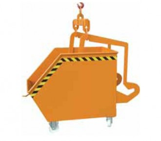 Benne à déchets chantier - Devis sur Techni-Contact.com - 1