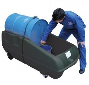 Chariot mobile de soutirage fût - Devis sur Techni-Contact.com - 1