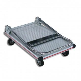 Chariot de transport à timon rabattable - Devis sur Techni-Contact.com - 3