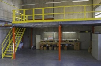 Plateforme mezzanine industrielle - Devis sur Techni-Contact.com - 1