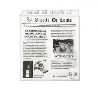 Coupe frites professionnel LT socle inox - Devis sur Techni-Contact.com - 4