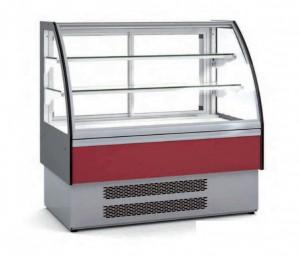 Vitrine réfrigérée 2 étagères  - Devis sur Techni-Contact.com - 1