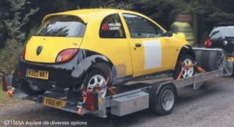 Remorques porte voitures - Devis sur Techni-Contact.com - 1