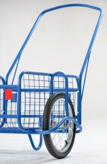 Chariot de transport grillagé - Devis sur Techni-Contact.com - 2