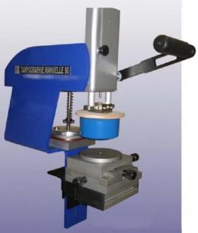 Machine tampographie manuelle - Devis sur Techni-Contact.com - 1