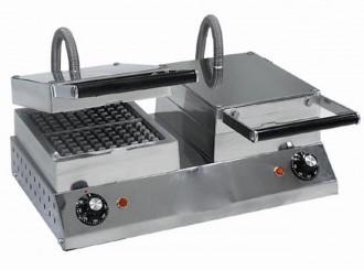 Gaufrier électrique 2 fers - Devis sur Techni-Contact.com - 1