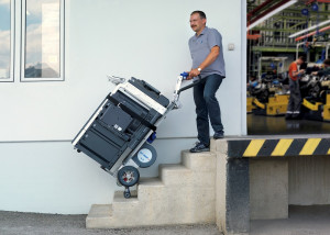Diable électrique monte-escaliers - Devis sur Techni-Contact.com - 4