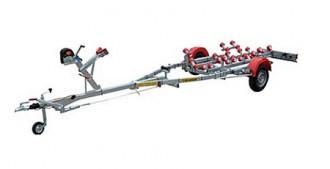Remorque porte bateau à moteur 800 kg - Devis sur Techni-Contact.com - 2
