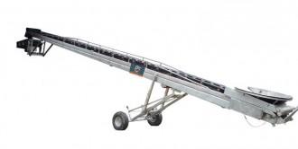 Convoyeur sauterelle inox - Devis sur Techni-Contact.com - 2