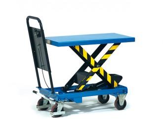 Chariot à plate-forme élévatrice - Devis sur Techni-Contact.com - 1