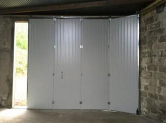 Porte coulissante pour hangar - Devis sur Techni-Contact.com - 3