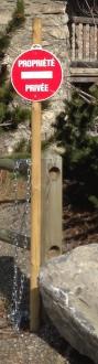 Panneau PVC rond adhésif diamètre 180 mm à 280 mm - Devis sur Techni-Contact.com - 5