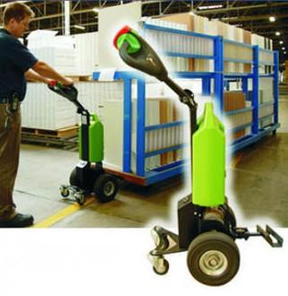 Tracteur électrique industriel - Devis sur Techni-Contact.com - 1