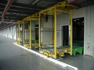 Monorail automoteurs pour manutention de palettes - Devis sur Techni-Contact.com - 1