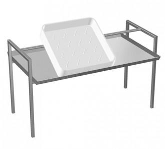 Table de débarrassage sur mesure en inox - Devis sur Techni-Contact.com - 2