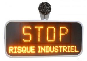 Panneau dynamique de signalisation Led pour site industriel parking - Devis sur Techni-Contact.com - 3