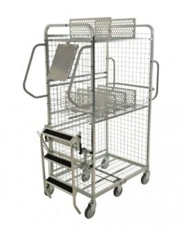 Chariot préparation de commandes modulaire - Devis sur Techni-Contact.com - 1