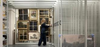 Rayonnage mobile objet art modulaire - Devis sur Techni-Contact.com - 1