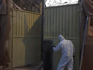 Rénovation peinture portails - Devis sur Techni-Contact.com - 1