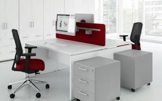 Bureau de travail opératif ergonomique - Devis sur Techni-Contact.com - 2