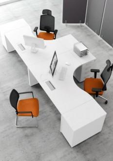 Bureau de travail opératif ergonomique - Devis sur Techni-Contact.com - 3