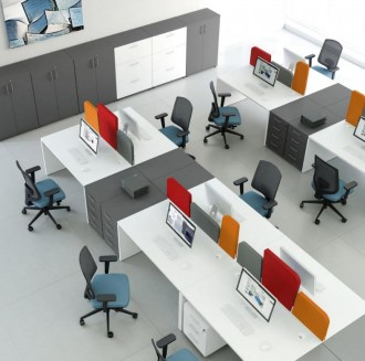 Bureau de travail opératif ergonomique - Devis sur Techni-Contact.com - 4