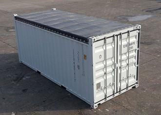 Conteneur toit ouvert - Devis sur Techni-Contact.com - 1