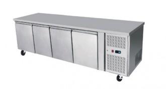 Table réfrigérée à 4 portes - Devis sur Techni-Contact.com - 1