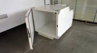 Caisson isotherme amovible - Devis sur Techni-Contact.com - 1