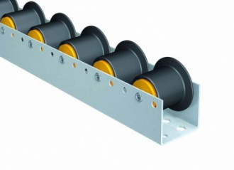 Rail à galets - Devis sur Techni-Contact.com - 2