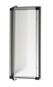 Vitrine d'affichage extra-plate - Devis sur Techni-Contact.com - 1
