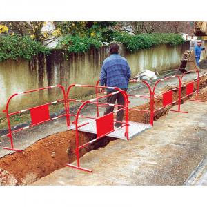 Passerelle de chantier en aluminium - Devis sur Techni-Contact.com - 3